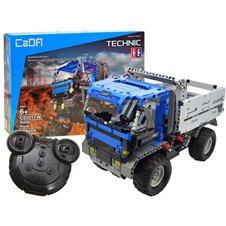 Sunkvežimis konstruktorius su nuotolinio valdimo pultu 2in1Jokomi RC0371