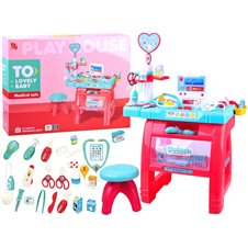 Medical set LITTLE DOCTOR table access ZA2881