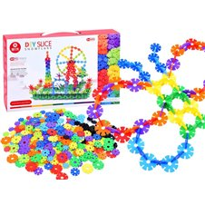 Construction blocks 3D STARS 360 pcs ZA2980