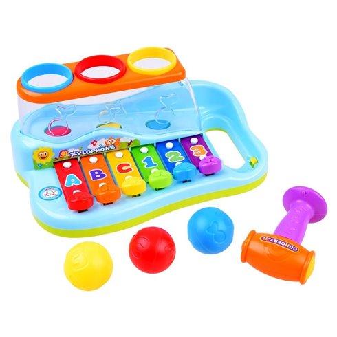 Žaislinis ksilofonas IN0001