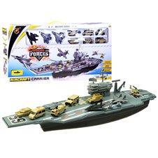 Toy Military set + aircraft ZA2355
