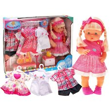 doll with clothes ZA 1663
