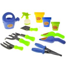 A set of garden shovel rake pots ZA1019