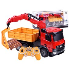 Auto HDS Crane Mercedes remotely controlled RC0476