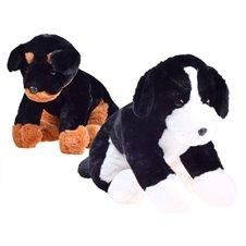 Žaislinis pliušinis šuo  40 cm ZA3034