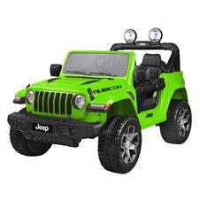 Elektromobilis JK Jeep Wrangler PTP223 Žalias