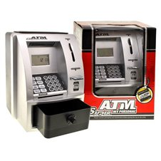 Vaikiška taupyklė bankomatas ATM ZA0824
