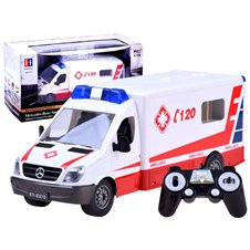Nuotoliniu būdu valdomas greitosios pagalbos automobilis   RC0477