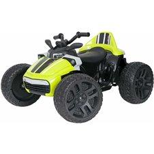 Elektromobilis keturratis TM 819 Green
