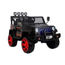 Pojazd NEW Raptor DRIFTER Napęd 4X4 Płomienie