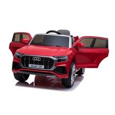 Elektromobilis RMZ Audi Q8 LIFT Raudonas