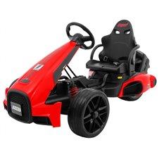 Elektrinis bolidas RMZ XR-1 Raudonas
