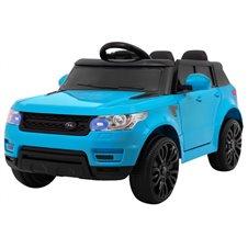 Pojazd Start Run Niebieski