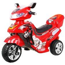 Elektromobilis motociklas RMZ C031 Raudonas