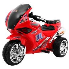 Elektromobilis motociklas RMZ RR1000 Raudonas