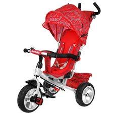 Raudonas vaikiškas triratukas Sportrike STORM