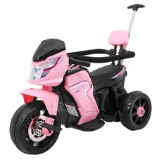 Motorek Rowerek Pchaczyk Różowy
