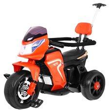 Motorek Rowerek Pchaczyk Pomarańczowy
