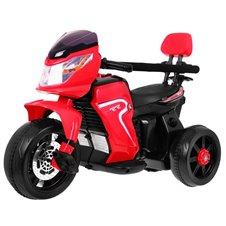 Elektromobilis motociklas RMZ 3in1 Raudonas