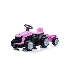 Elektromobilis traktorius su priekaba RMZ Rožinis