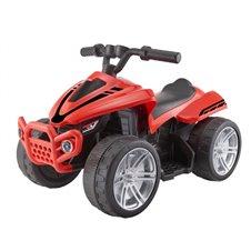 Pojazd Quad Little Monster Czerwony