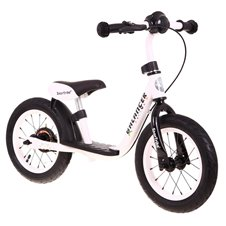 Baltas balansinis dviratukas Sportrike Balancer