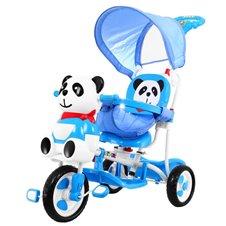 Vaikiškas mėlynas triratukas PANDA A23
