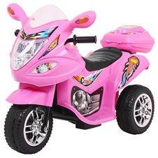 Elektromobilis motociklas RMZ BJX-088 Rožinis