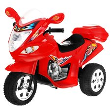 Pojazd Motorek BJX-088 Czerwony