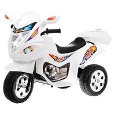 Elektromobilis motociklas RMZ BJX-088 Baltas