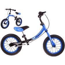 Mėlynas balansinis dviratukas Boomerang