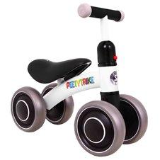 Rowerek biegowy Jeździk SPORTRIKE PettyTrike Z7 Biały