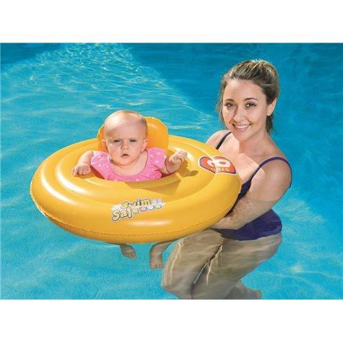 Pripučiamas ratas su sėdyne kūdikiams  69cm 32096