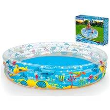 Bestway dmuchany basen dla dzieci 1,83x33cm 51005