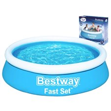 Pripučiamas baseinas Bestway 183x51cm 57392