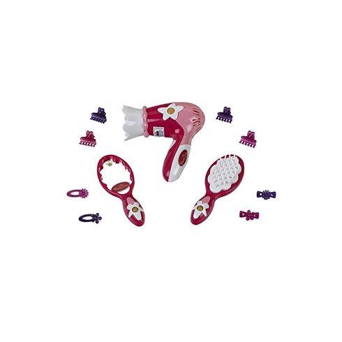Interaktyvus plaukų džiovintuvas su priedais Klein Princess Coralie