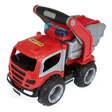 Žaislinė gaisrinės mašina Wader QT GripTruck