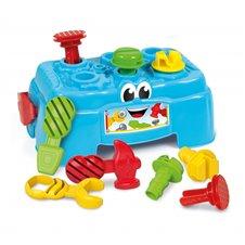 Žaislinis įrankių rinkinys kūdikiams, Clementoni
