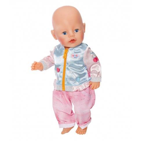 Drabužėlių rinkinys lėlytei Baby Born 43 cm