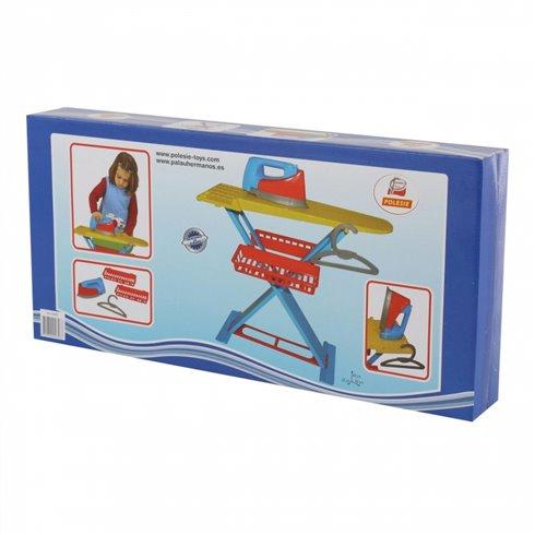 Vaikiška lyginimo lenta su lygintuvu WADER