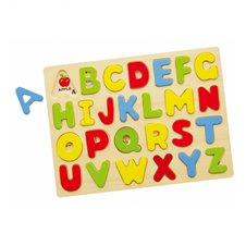 Mokomoji lenta su raidėmis Viga Toys