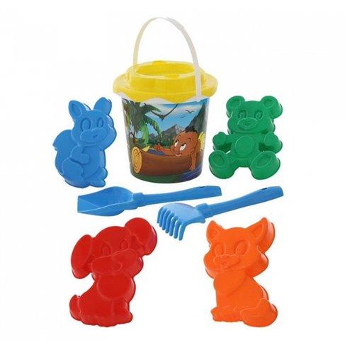 Smėlio žaislų rinkinys   82678