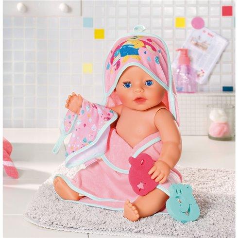Maudynių rinkinys lėlei Baby Born