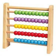 Mediniai spalvoti skaitliukai  Viga Toys