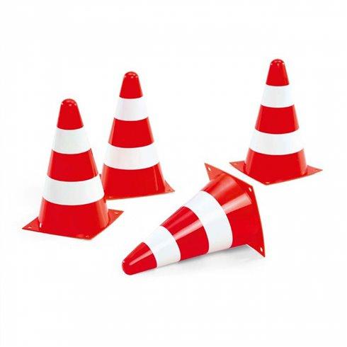 Kelio ženklas-nukreipiamasis kūgis Rolly Toys
