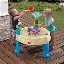 Vandens ir smėlio stalas Step2 Besisukantis malūnas