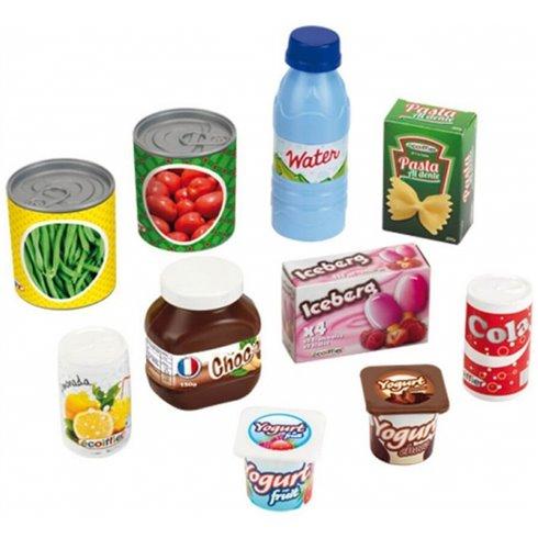 Žaislinis maisto rinkinys Ecoiffier