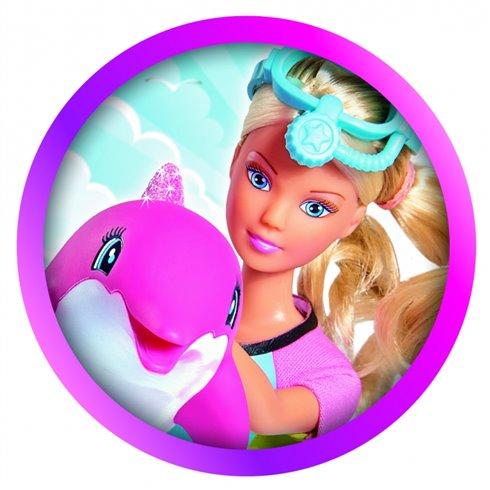 Lėlė Steffi su delfinu SIMBA