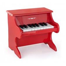 Vaikiškas medinis pianinas Viga Juodas