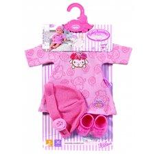 Lėlės drabužių komplektukas Baby Annabell 36cm